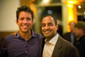 Nick Woodman & Ravi Viswanathan